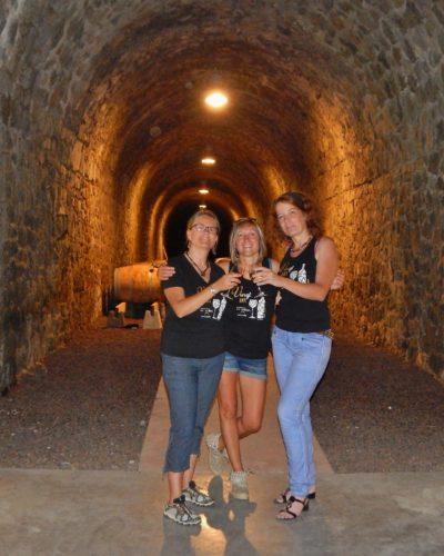 barras vin domaine du tunnel sandrine berthouze